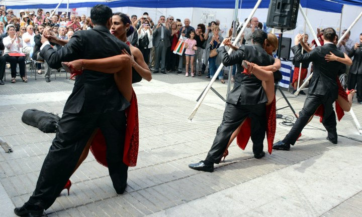 LOGIN Noticias - Muestra internacional de tango, vino y turismo